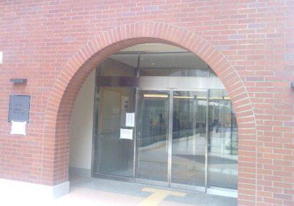 向丘地域活動センターの外観