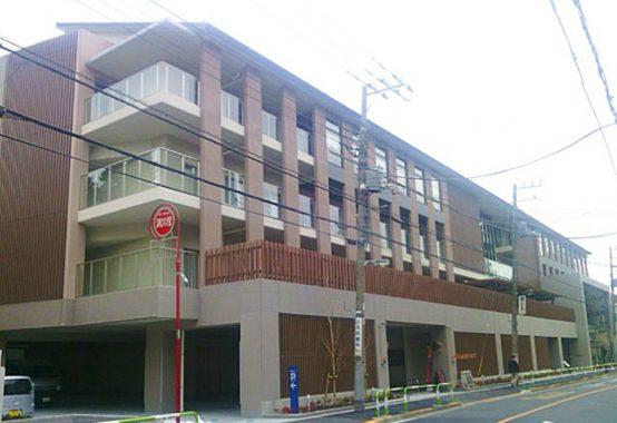 文京総合福祉センター外観